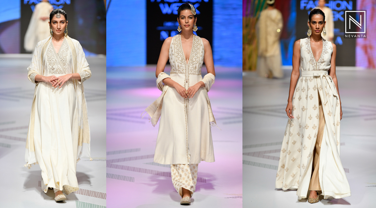 Grassroot by Anita Dongre's Sustainable Collection at Lakme Fashion
