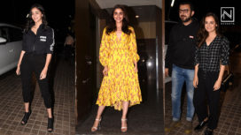 Bollywood Celebrities Come Together for Gully Boy Screening