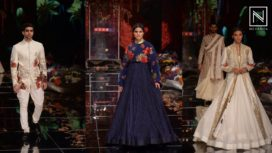 Rohit Bal Showcases his Exquisite Collection at Lakme Fashion Week Summer Resort 2019