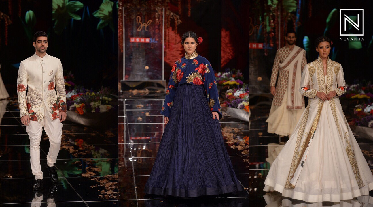 Rohit Bal Showcases His Exquisite Collection At Lakme Fashion Week Summer Resort 2019 Nevanta