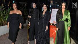 Celebs at House of Masaba 10th Year Anniversary Party