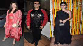 Celebrities in Attendance at Ekta Kapoor's Son's Naming Ceremony