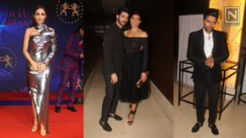 Celebrities Come Together to Attend the Journalist Awards 2019