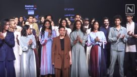 Kalki Koechlin, Jim Sarbh, Sayani Gupta and Tahira Kashyap Walk for Bodice at LFW SR19