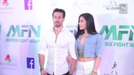 Bollywood and Telly Town Celebs Attend the Launch of Matrix Fight Night