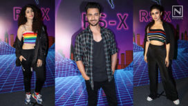Bollywood and Telly Town Celebs Attend the Launch of Puma RS-X Collection
