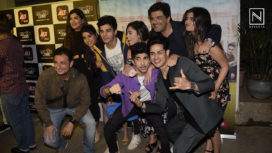 TV Celebs Grace the Screening of Puncch Beat