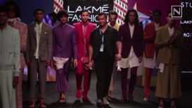 Ashish and Soni Showcase their Collection at Lakme Fashion Week SR19