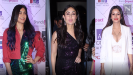Celebs Attend the International Quality Awards 2019 in Style