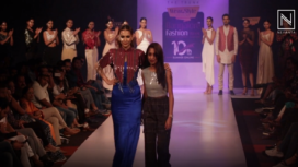 Priyanka Diwan Turns Muse to Krithika at Bangalore Fashion Week Summer Online 2019