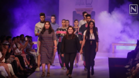 LISAA School of Design Showcases its Collection at Bangalore Fashion Week 2019