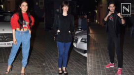 Celebrities Attend the Special Screening of Mard Ko Dard Nahi Hota