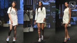 Misfit Panda Features PV Sindhu at Lakme Fashion Week Summer Resort 2019