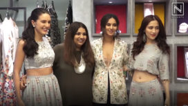 Celebrities Attend the Launch of Payal Singhal's Collection Sanat