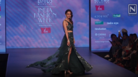 Rakul Preet Singh Stuns as a Showstopper for Julie Shah at LMIFW AW19