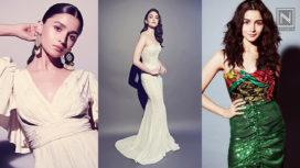 Top 5 Looks of Alia Bhatt that were Totally On Fleek