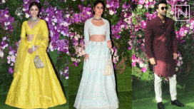 Bollywood Celebrities Dazzled at the Akash Ambani-Shloka Mehta Wedding Celebration