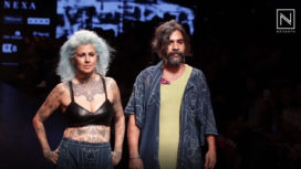 Anaam Presents its Street Style Collection at Lakme Fashion Week Summer Resort 2019