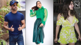 Bollywood Celebs Put their Best Fashion Foot Forward in this Week's Celeb Spotting