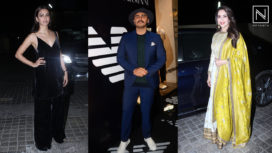 Bollywood Stars Dressed in their Fashionable Selves Over the Week