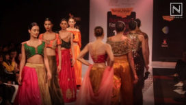 Devi Muthu Kumar at Bangalore Fashion Week 2019
