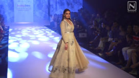 Dia Mirza for The Ancestry Store at Bombay Times Fashion Week 2019