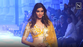 Diana Penty Turns Showstopper for Archana Kochhar at BTFW 2019