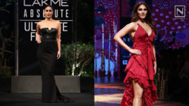 Designers and their Showstoppers – Kareena Kapoor Khan and Vaani Kapoor