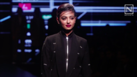 Radhika Apte Turns Muse to Pawan Sachdeva at Lotus Makeup India Fashion Week AW19