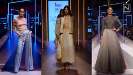 27th Edition of Gen Next Designers Commence Lakme Fashion Week SR 2019