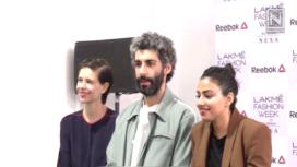 Designers and their Showstoppers - Kalki Koechlin and Jim Sarbh