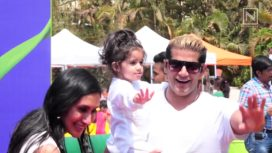 Celebs and Celebrity Kids Attend Karanveer Bohra's Holi Bash