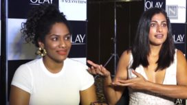Masaba Gupta and Kubbra Sait Come Together for an Event