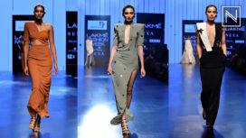 Nikhil Thampi's Label Semicolon at Lakme Fashion Week Summer Resort 2019