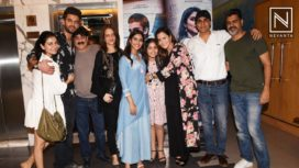 Bollywood Celebrities at the Screening of Notebook