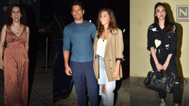 Bollywood Celebs Attend The Screening of Photograph