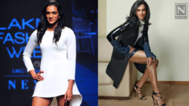 PV Sindhu Talks About her Fashion Choices and her Experience as a Showstopper