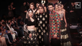 Ramesh Dembla Showcases Black Diamond at Bangalore Fashion Week 2019