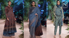 Shalini James Showcases her Collection at Lotus Makeup India Fashion Week AW19