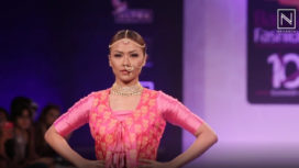 Swetha BS Showcases an Indian Collection at Bangalore Fashion Week 2019