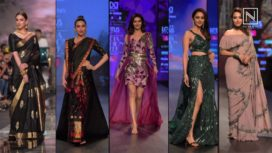 Top 10 Showstoppers from Lotus Makeup India Fashion Week Autumn Winter 2019
