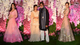 Bollywood Celebs Who Graced the Akash-Shloka Reception Party