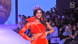 Apparel Training and Design Centre Showcases at Bombay Times Fashion Week 2019