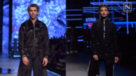 Designers and Their Showstoppers - Jim Sarbh and Radhika Apte