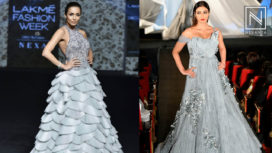 Designers and their Showstoppers - Malaika Arora and Tabu