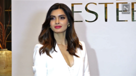 Diana Penty and Dayana Erappa Attend the Estee Lauder Event