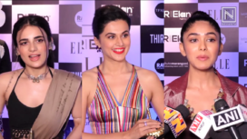 Bollywood Celebrities Attend The Elle India Graduates Awards 2019