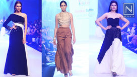 Budding Designers from INIFD Showcase at Bombay Times Fashion Week 2019