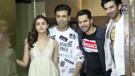 Bollywood Celebrities Attend the Special Screening of Kalank