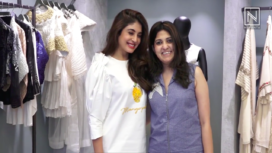 Bollywood Celebrities at Samatvam's New Collection Launch